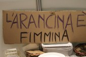 Sicilian language arancini arancina