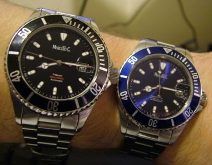 Marcello C. Nettuno 3 Review: About The Best Watch Available For Under $1000 MSRP Wrist Time Reviews