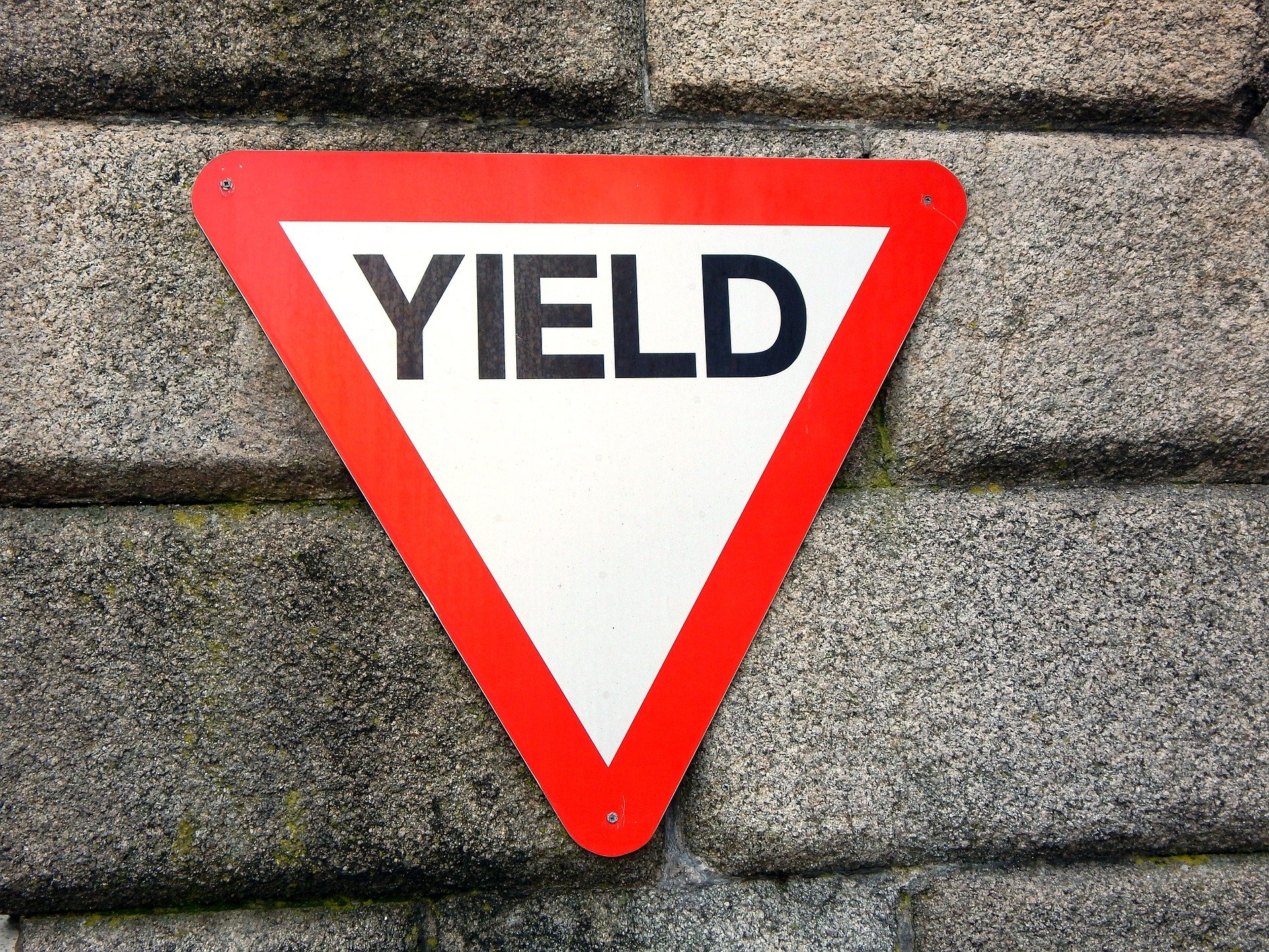 The Wall Street Journal – Lookahead: Yield Signs