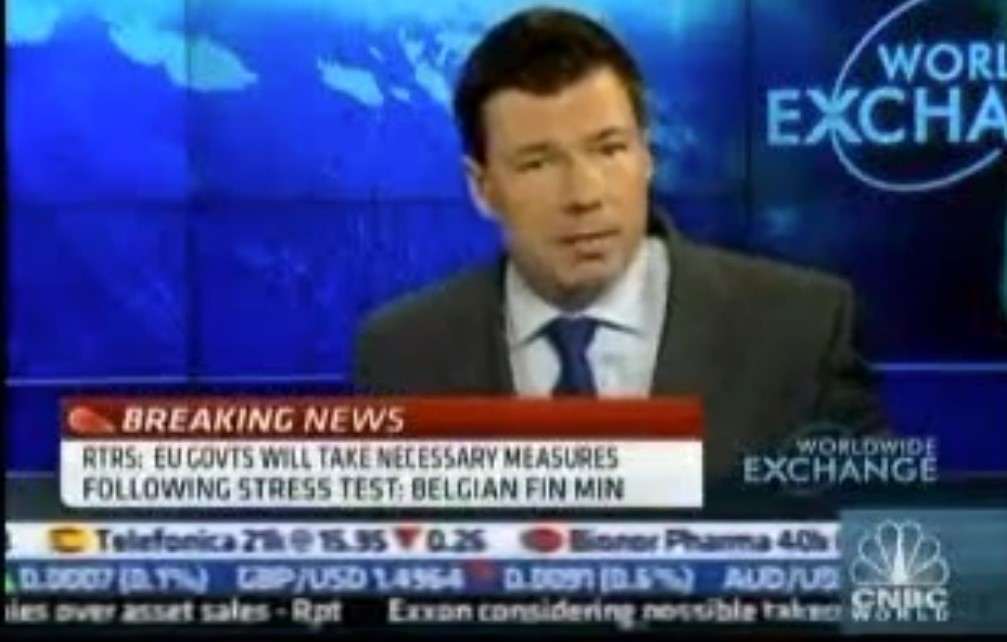 Worldwide Exchange with CNBC's Guy Johnson – July 12, 2010