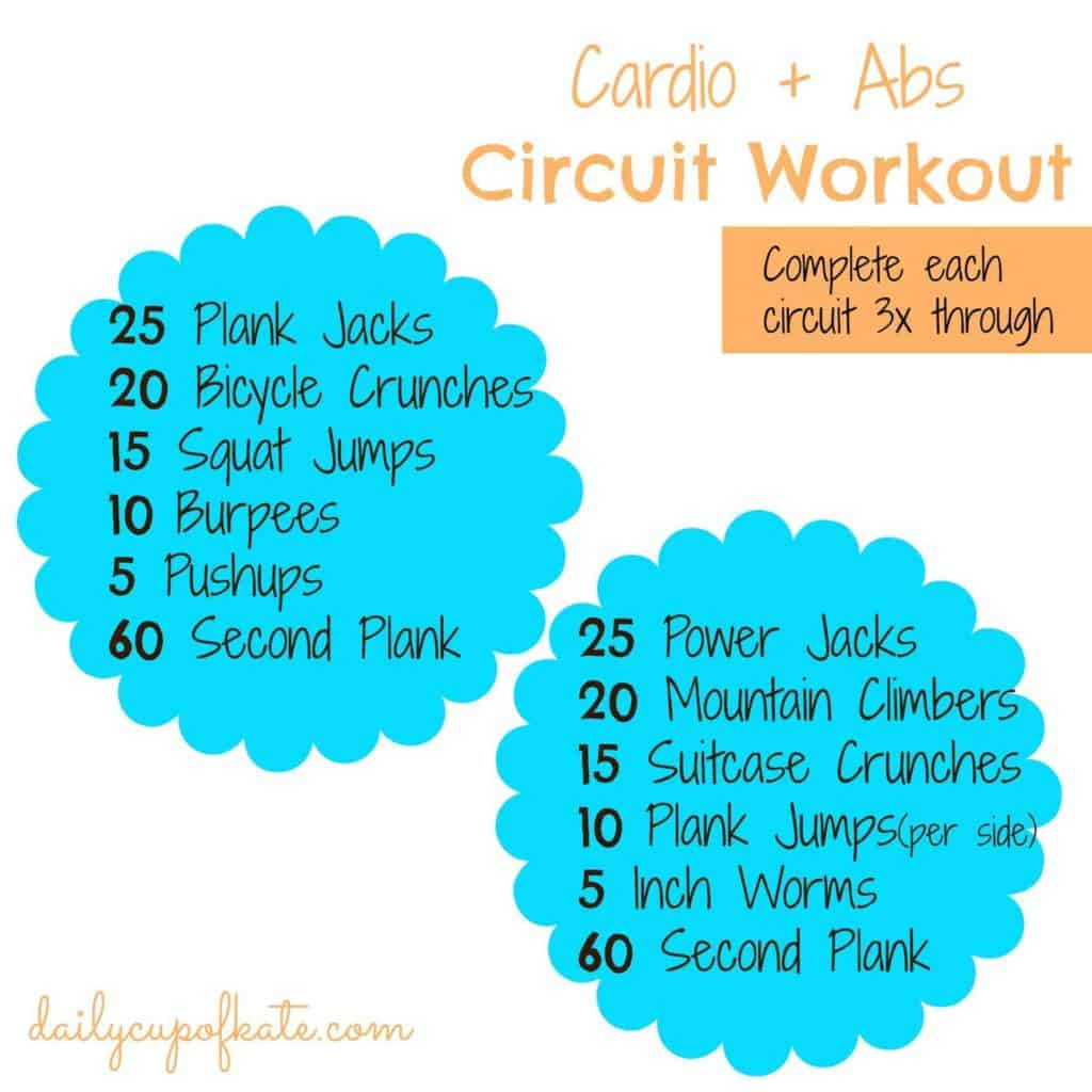 Top Cardio Abdominal Workout Routines For Fatless Midsection