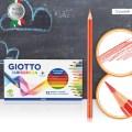 ASTUCCIO GIOTTO 12 MATITE COLORATE SUPERMINA