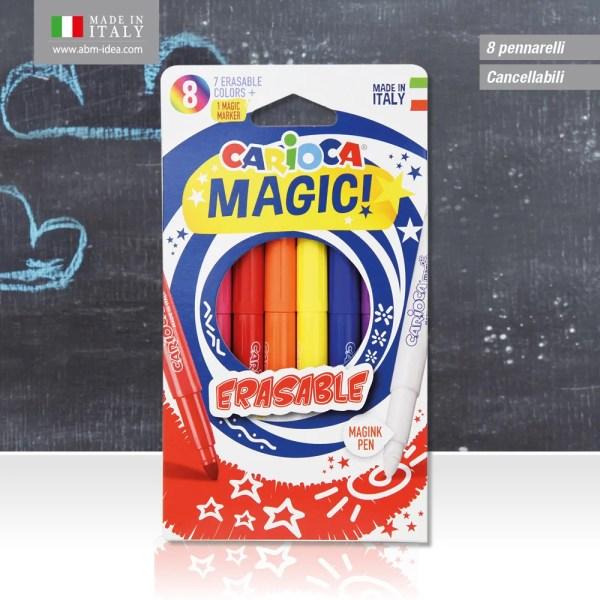 CARIOCA MAGIC ERASABLE BOX 8PZ
