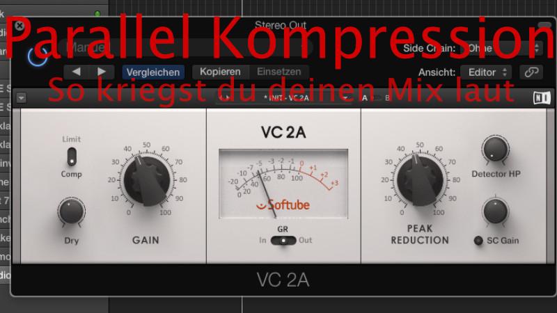 Parallel Kompression