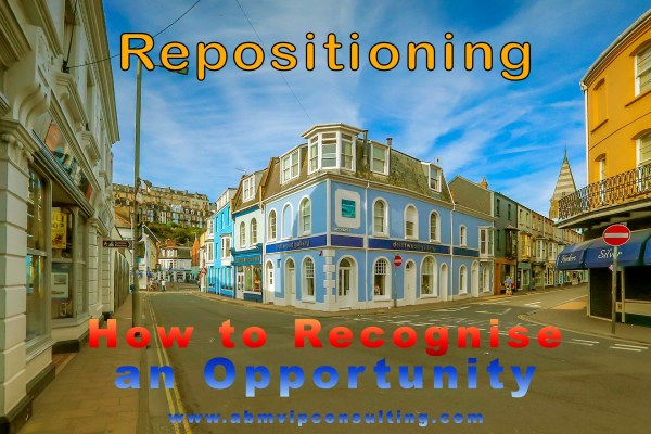 Repositioning: How Recognise the Opportunity | Webinar | Effective Business Solutions Store | ABM VIP Consulting®