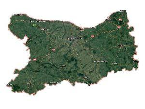 Plan du Calvados
