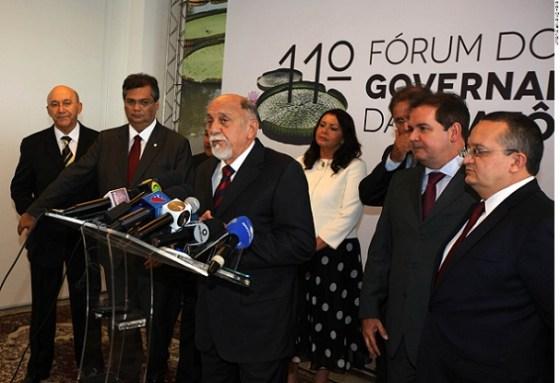 12º Fórum de Governadores da Amazônia Legal