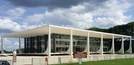 STF SUPREMO TRIBUNAL FEDERAL