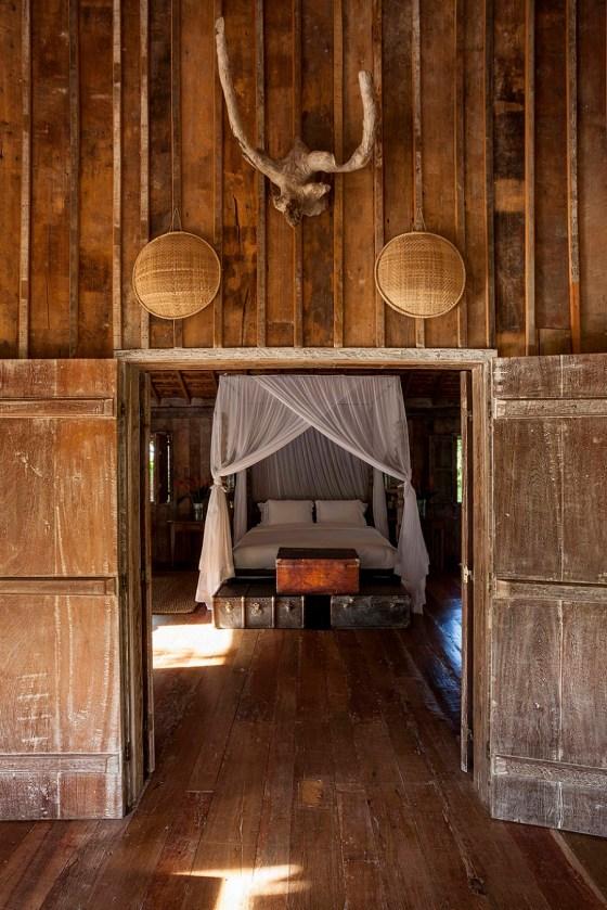 Casa de Anderson Cooper em Trancoso na Bahia