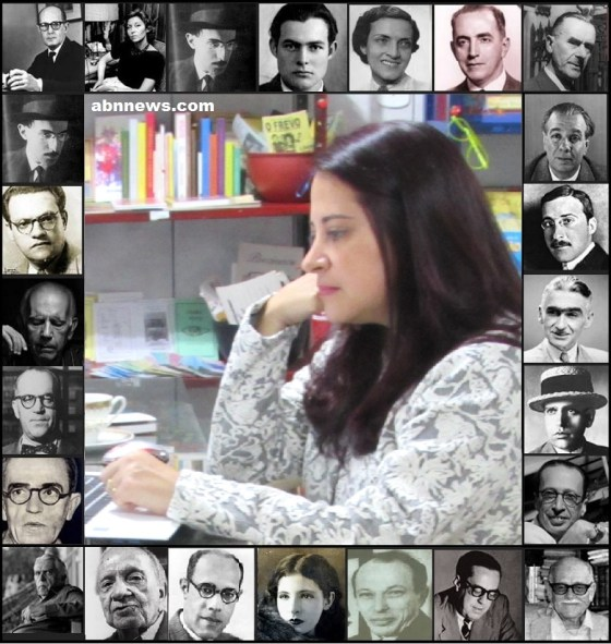 Cronista Andreia Donadon Leal