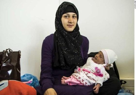 Fatima and Mahdia