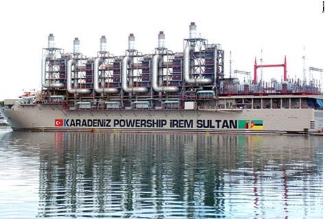 MV Karadeniz PowerShip Irem Sultan