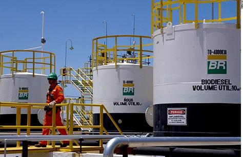 Brazilian oil company Petrobras