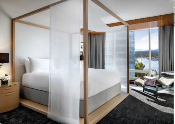 Fairmont Pacific Rim in Vancouver - Suite