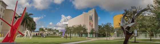 About the Patricia & Phillip Frost Art Museum at Florida International University