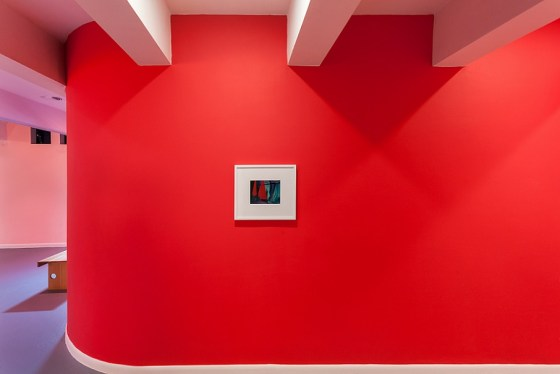Gallery/Installation photography by Zack Balber