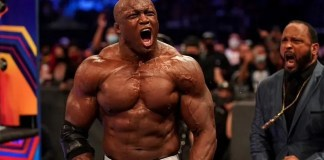 WWE RAW Bobby Lashley sends message to WWE roster