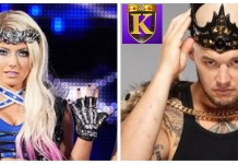 wwe King of the Ring Queen of the Ring tournaments