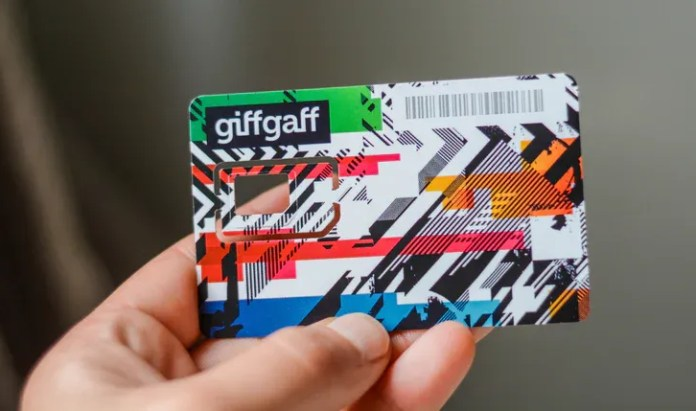 Giffgaff Not Working