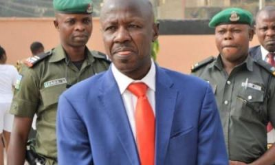 EFCC Boss, Magu Reportedly Detained