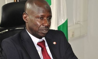 How EFCC Boss Magu Was Arrested Revealed