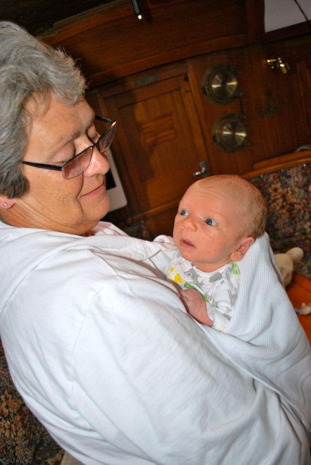 Sullivan and Nana Kraft