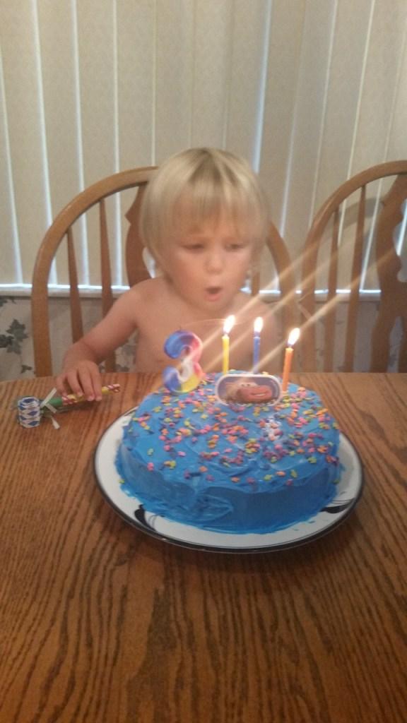 Happy 3rd Birthday, Sully!!!