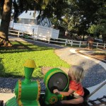 More arm pedal trains like at Day out with Thomas