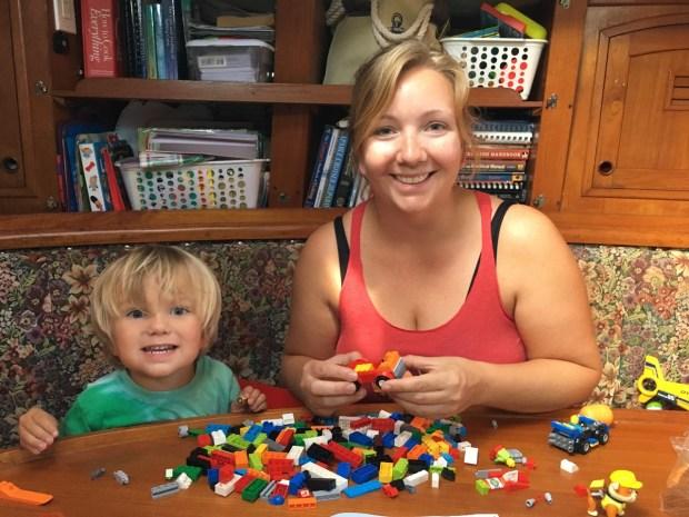 Lego Maniacs!