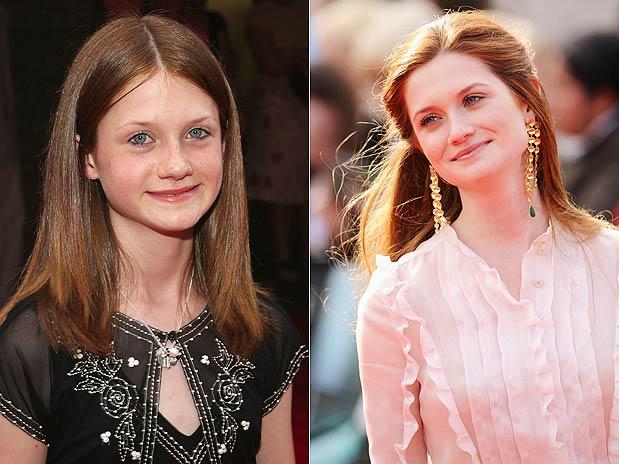 Antes e depois dos atores de Harry Potter (3/5)