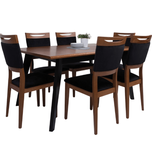 Retro Dining Room Set Extendable Table, Dining Room Sets With Extendable Tables