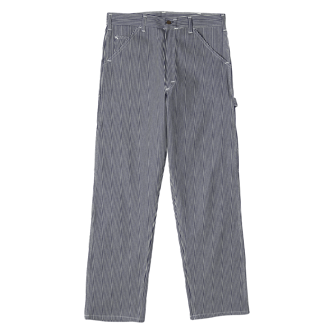 Stan Ray OG Painter Pant Hickory Stripe Front