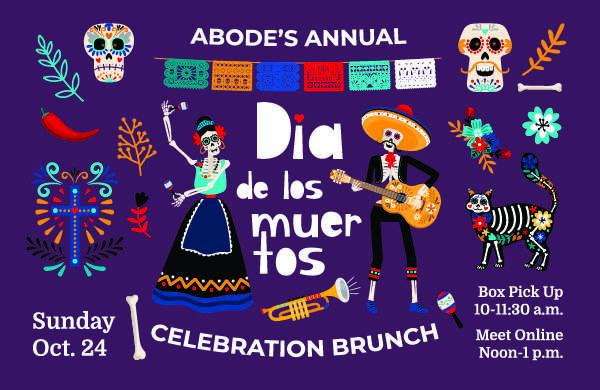 Dia de los Muertos HouseHolders Celebration Brunch