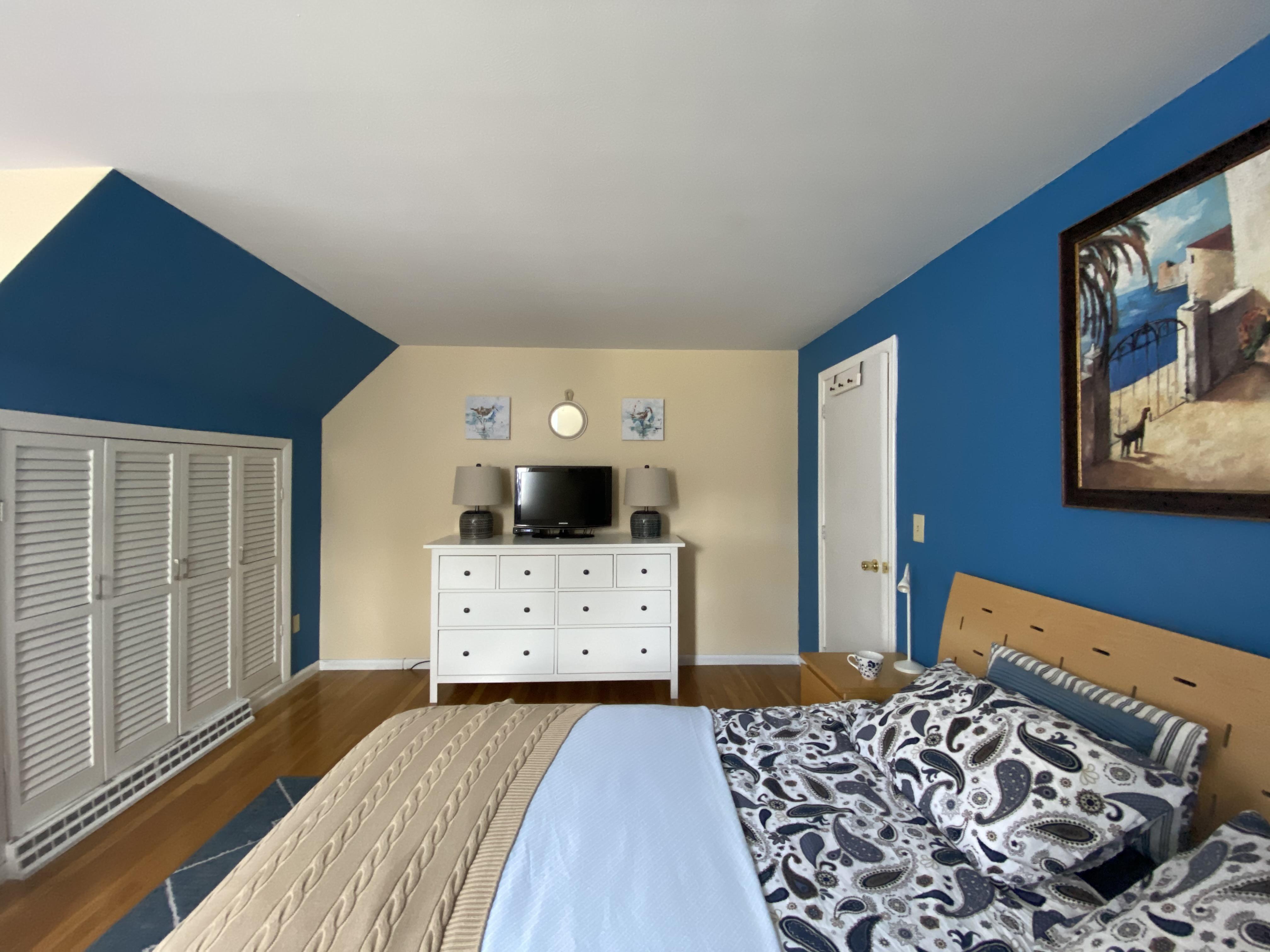 Coastal Calm Master Bedroom