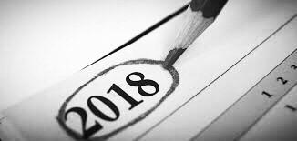 Publicado el Calendario Laboral para 2018.