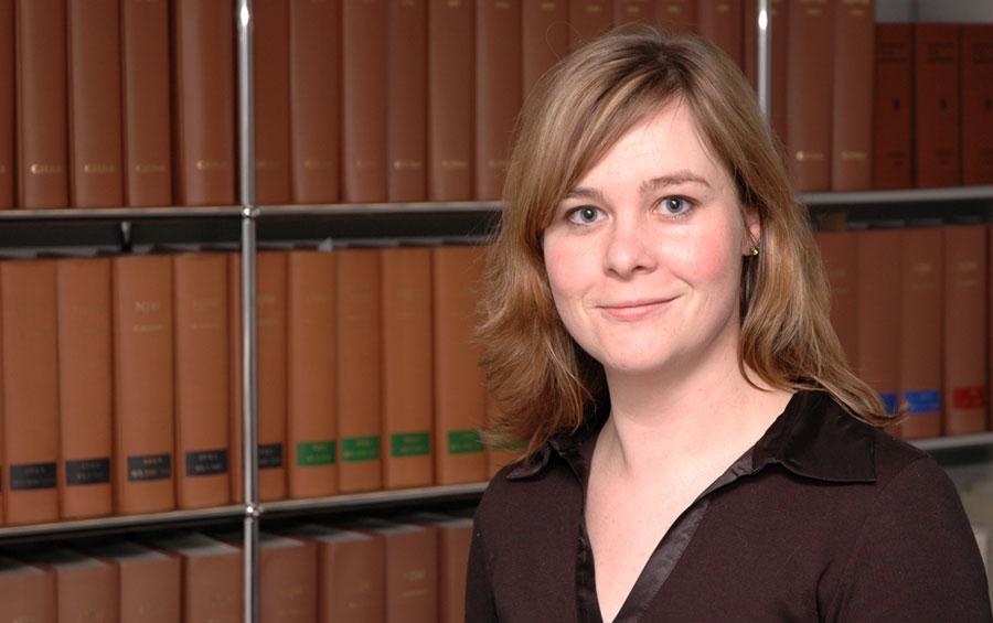 Abogada de Derecho de la Competencia Julia Ziegeler Abogada de Hannover nacida en Bückeburg Rehburg-Loccum