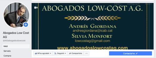 Visita nuestra página de Facebook para tener más información sobre el IMPAGO de HIPOTECA POR CORONAVIRUS.