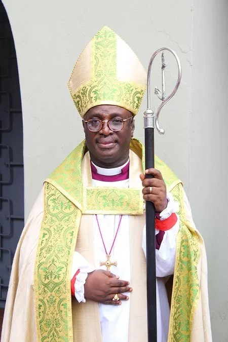 Diocesan Bishop of Lagos, Rt Rev Olumakaiye