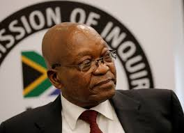 South African male leader