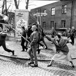 Nazi-Punching Praxis: Against the Liberal Theology of Reason & Non-Violence