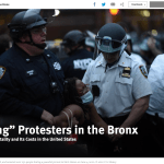 """Kettling"" Protesters in the Bronx Systemic Police Brutality and Its Costs in the United States"