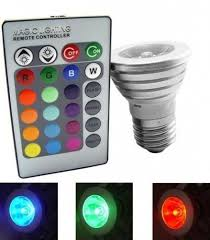 Led Light Bulb Remote