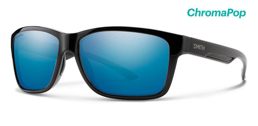 d9d8fa739a2 Smith Drake Black w  CP Polar Blue Mirror - Abom Ski   Board ...