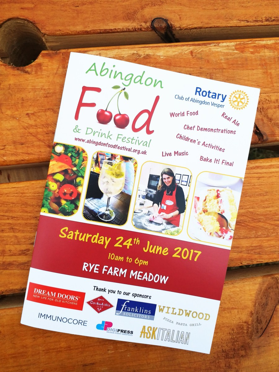 Review: Abingdon Food Festival