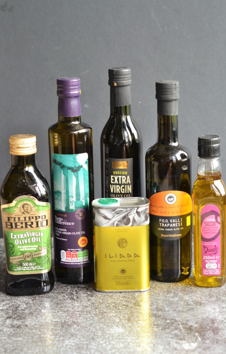 The Taste Test: Extra Virgin Olive Oil