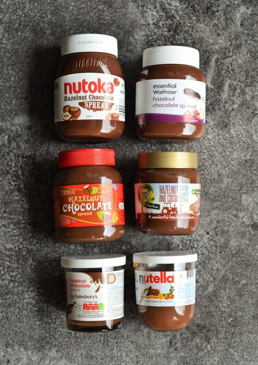 The Taste Test: Hazelnut Chocolate Spread