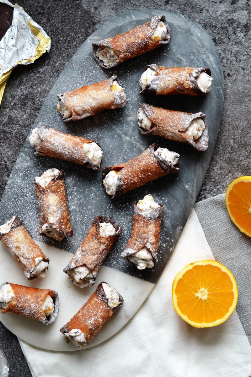 The Bake Off Bake Along: Cannoli