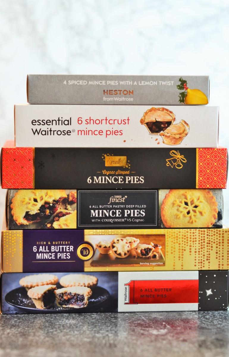 The Taste Test: Mince Pies