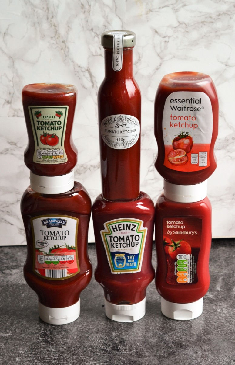 The Taste Test: Tomato Ketchup