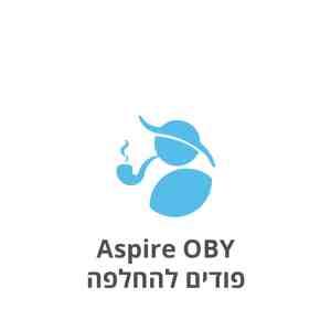 Aspire OBY 3 Pods אספייר אובי שלישיית פודים